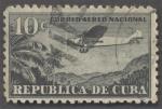 Sellos de America - Cuba -  Correo aereo Nacional