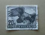 Sellos de Europa - Austria -  Aguila Dorada.