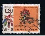 Stamps Venezuela -  Conserve los recursos naturales renovables.