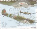 Sellos de Europa - Portugal -  75 aniversario aviacion militar