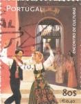Sellos de Europa - Portugal -  encuentro de culturas