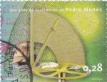 Sellos de Europa - Portugal -  500 años del nacimiento de Pedro Nunes