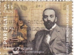 Stamps Portugal -  Medicina portuguesa-Camara Pestana