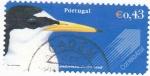 Sellos de Europa - Portugal -  Correo azul