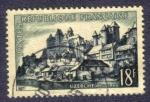 Stamps France -  uzerche correze