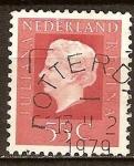 Sellos de Europa - Holanda -  La Reina Juliana (a).
