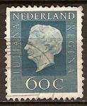 Sellos de Europa - Holanda -  La Reina Juliana (a)