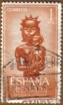 Sellos de Europa - España -  RIO MUNI - Madre e hijo