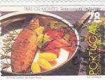 Stamps Portugal -  cocina tradicional portuguesa