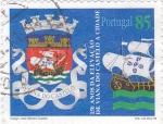 Sellos de Europa - Portugal -  Escudo -Viana de castelo