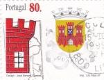 Sellos de Europa - Portugal -  Escudo-Guarda