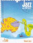 Stamps of the world : Portugal :  JAZZ en Portugal