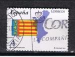 Sellos de Europa - España -  Edifil  4529  Autonomías.