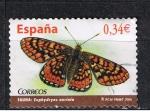 Sellos de Europa - España -  Edifil  4535  Fauna.  Mariposas