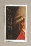 Stamps Austria -  220 Aniv muerte de Mozart