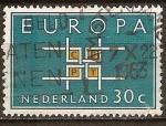 Sellos del Mundo : Europa : Holanda : Europa CEPT.