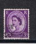 Stamps United Kingdom -  Personaje