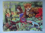 Stamps America - Colombia -  Diversidad Biológica.