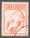 Sellos de America - Cuba -  Fauna