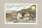 Sellos de Europa - Austria -  625 Aniv. de la hermand St Christoph