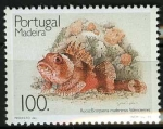 Stamps Portugal -  Madeira 89