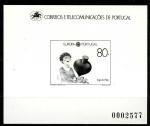 Sellos de Europa - Portugal -  HB Europa 89