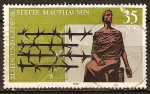 Sellos de Europa - Alemania -  Memorial de las Víctimas de Guerra, Mauthausen (DDR).