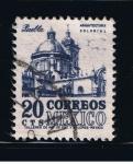 Sellos del Mundo : America : México : Arquitectura Colonial    puebla