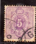 Stamps : Europe : Germany :  alemania reich