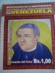 Stamps America - Venezuela -  Bic.de la Ind.República Bolivariana de V/zuela(Manuel Vicente Maya -firmante del Acta)