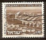 Sellos del Mundo : Asia : Israel : Nazerat Illit.