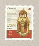 Sellos de Europa - Austria -  Congregación de los Mechitaristen