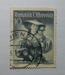 Stamps Austria -  Viena 1850.