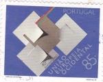 Stamps Portugal -  40 aniversario union europea