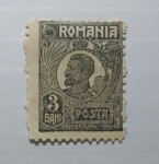 Stamps Europe - Romania -  Rey Ferdinand.