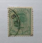 Stamps Europe - Romania -  Rey Carol I.