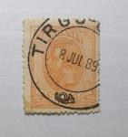 Sellos de Europa - Rumania -  Rey Carol I.