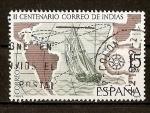 Sellos de Europa - España -  Correo de Indias - Espamer 77.