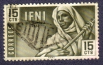 Stamps : Europe : Spain :  IFNI