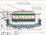 Stamps of the world : Portugal :  Museo  del carro electrico de Oporto