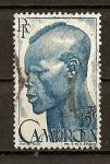Stamps Europe - Cameroon -  Camerun - Mandato Frances.