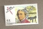 Sellos del Mundo : Europa : Austria : 250 Aniversario nacimiento Mozart