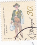 Stamps of the world : Portugal :  aceitero