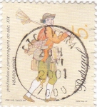 Stamps of the world : Portugal :  basurero