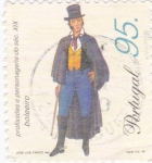 Stamps of the world : Portugal :  boleeiro