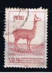 Sellos de America - Perú -  Vicuña. S.P. Peruana, símbolo en el escudo Nacional y productora de la lana mas fina.