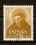 Sellos de Europa - España -  V Centenario de la canonizacion de San Vicente Ferrer.