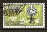 Stamps Spain -  Campaña Munial Antimalaria.