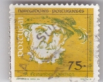 Stamps of the world : Portugal :  navegantes portugueses-fernandes queiroz