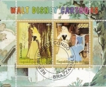 Stamps : Africa : Republic_of_the_Congo :  Walt disney-Blancanieves